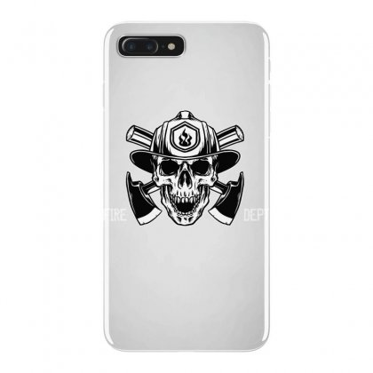 Fire Dept. Iphone 7 Plus Case Designed By Wizarts