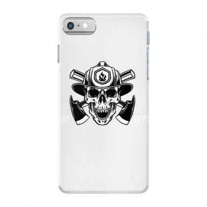 Fire Dept. Iphone 7 Case Designed By Wizarts