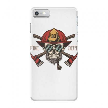 Fire Dept. 1 Iphone 7 Case Designed By Wizarts