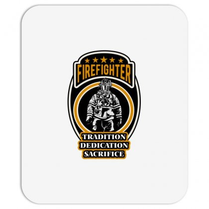 Firefighter Tradition Dedication Sacrifice Mousepad Designed By Wizarts
