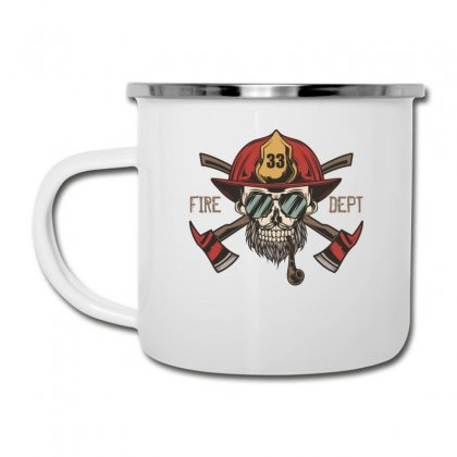 Fire Dept. 1 Camper Cup Designed By Wizarts