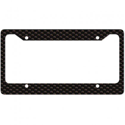 I Am A Simple Woman License Plate Frame Designed By Wizarts
