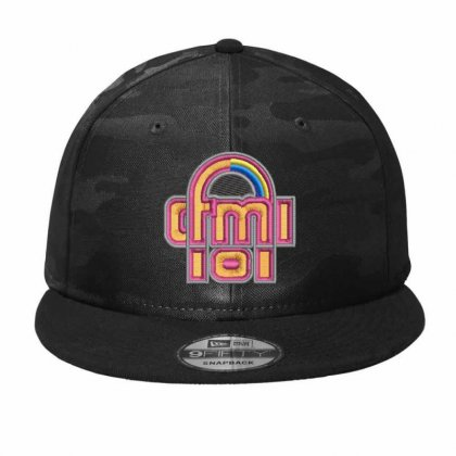 Cfmiioi Camo Snapback Designed By Madhatter