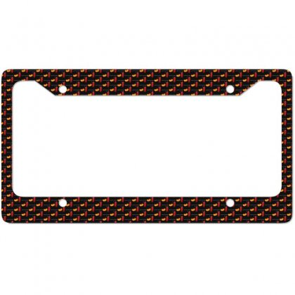 What's Up Dog License Plate Frame Designed By Wizarts