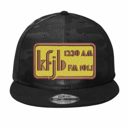 Fm101 Camo Snapback Designed By Madhatter