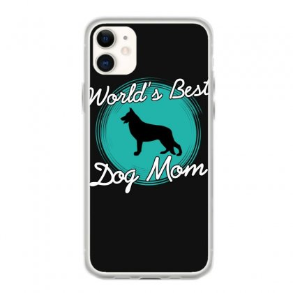 World's Best Dog Mom Iphone 11 Case Designed By Wizarts