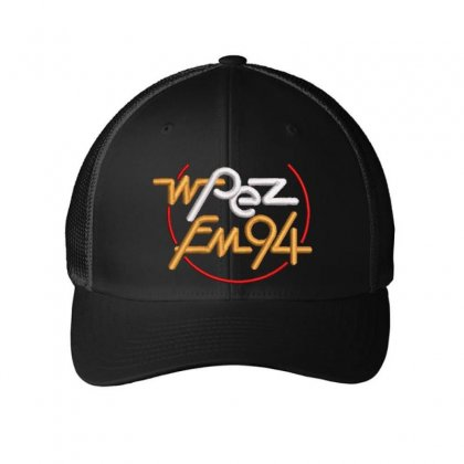 Wpez Embroidered Mesh Cap Designed By Madhatter