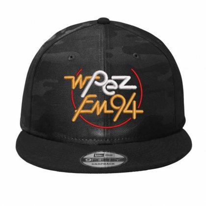 Wpez Camo Snapback Designed By Madhatter