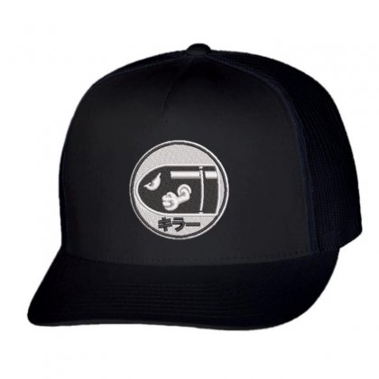 Bullets Trucker Cap Designed By Madhatter