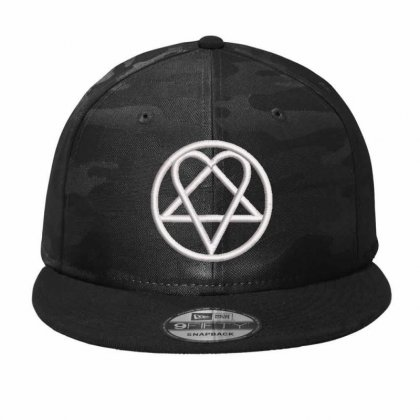 Shapes Camo Snapback Designed By Madhatter