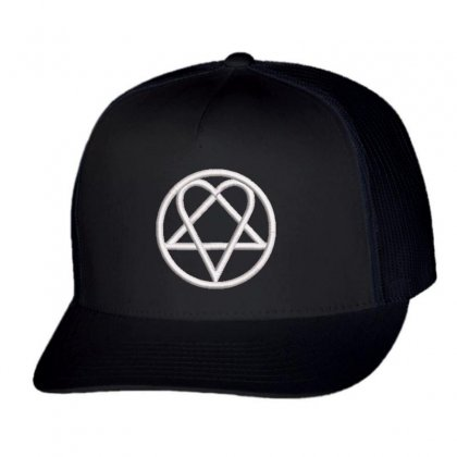 Shapes Trucker Cap Designed By Madhatter