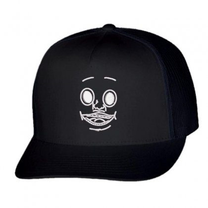 Crazy Trucker Cap Designed By Madhatter