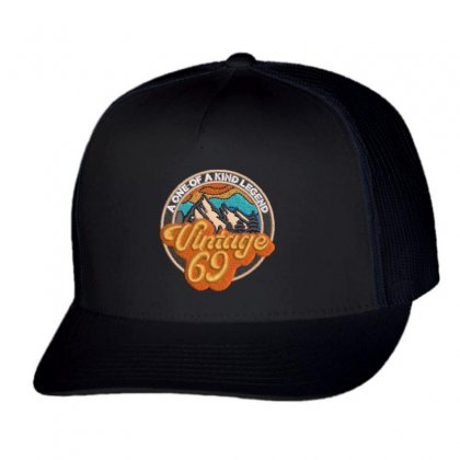 Vintage 69 Trucker Cap Designed By Madhatter