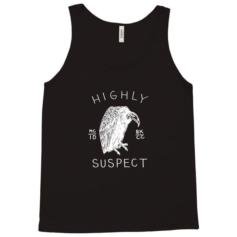 Highly Suspect Logo Tank Top | Artistshot