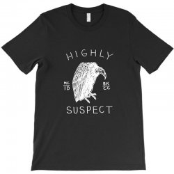 highly suspect logo T-Shirt | Artistshot