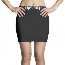 hip hip array Mini Skirts | Artistshot
