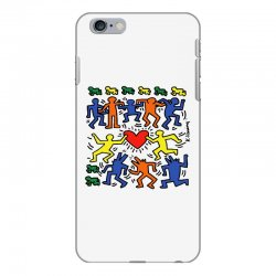 DANCE TOGETHER - KEITH HARING iPhone 6 Plus/6s Plus Case | Artistshot