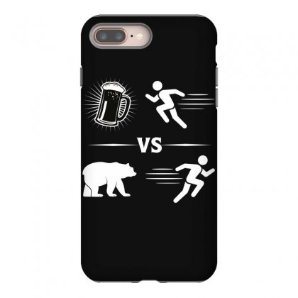 Bear Iphone 8 Plus Case Designed By Wizarts