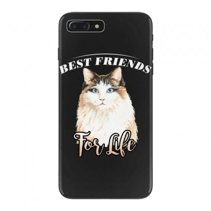 Best Friends For Life Iphone 7 Plus Case Designed By Wizarts