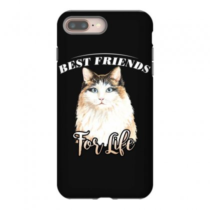 Best Friends For Life Iphone 8 Plus Case Designed By Wizarts