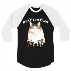 best friends for life 3/4 Sleeve Shirt | Artistshot