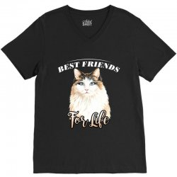 best friends for life V-Neck Tee | Artistshot