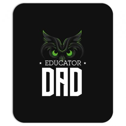 Educator Dad Mousepad Designed By Wizarts
