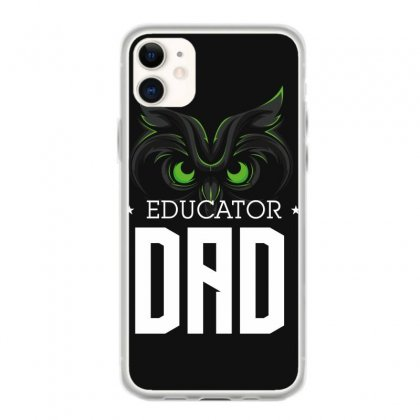 Educator Dad Iphone 11 Case Designed By Wizarts