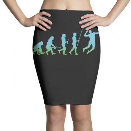 Evolution Volleyball Pencil Skirts Designed By Wizarts
