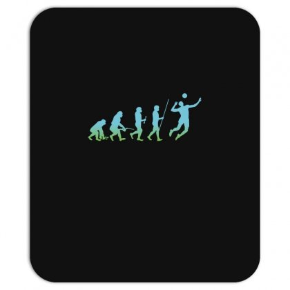 Evolution Volleyball Mousepad Designed By Wizarts
