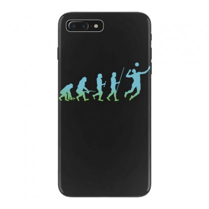Evolution Volleyball Iphone 7 Plus Case Designed By Wizarts