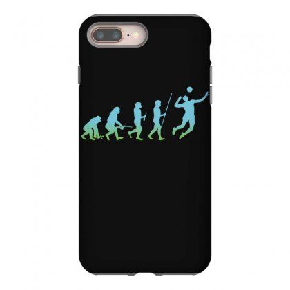 Evolution Volleyball Iphone 8 Plus Case Designed By Wizarts