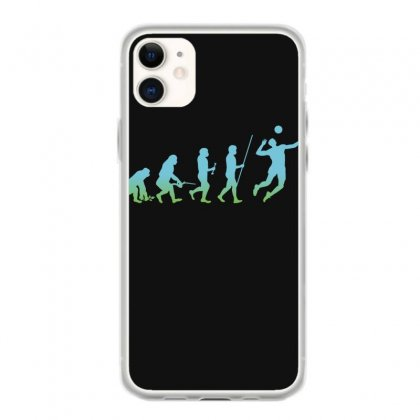 Evolution Volleyball Iphone 11 Case Designed By Wizarts