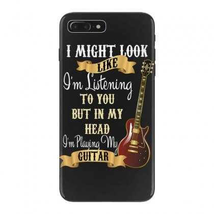 Guitar Iphone 7 Plus Case Designed By Wizarts