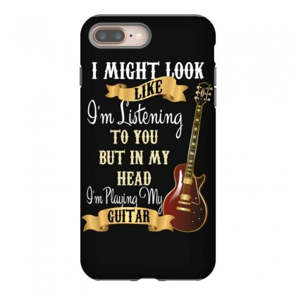 Guitar Iphone 8 Plus Case Designed By Wizarts
