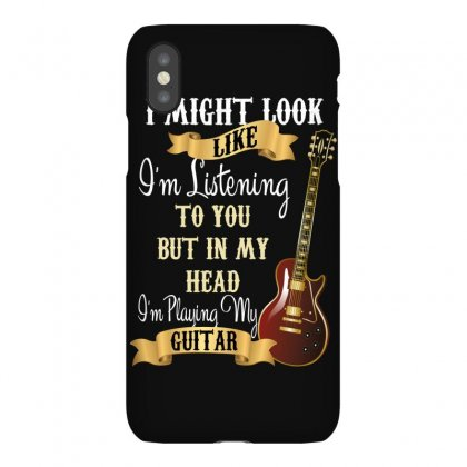 Guitar Iphonex Case Designed By Wizarts