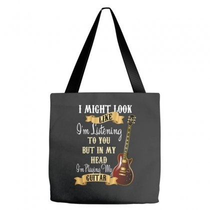 Guitar Tote Bags Designed By Wizarts