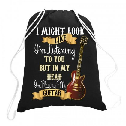 Guitar Drawstring Bags Designed By Wizarts