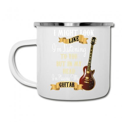 Guitar Camper Cup Designed By Wizarts