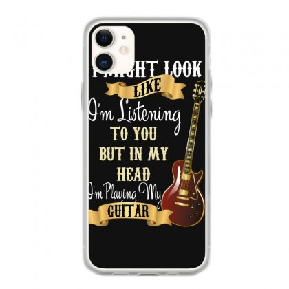 Guitar Iphone 11 Case Designed By Wizarts