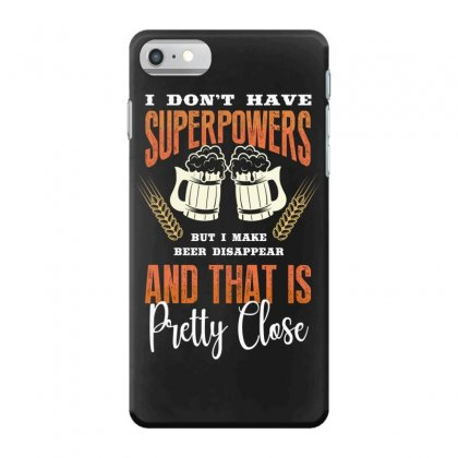 I Don't Have Superpowers Iphone 7 Case Designed By Wizarts