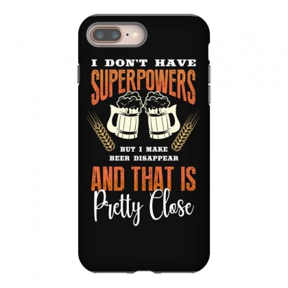 I Don't Have Superpowers Iphone 8 Plus Case Designed By Wizarts
