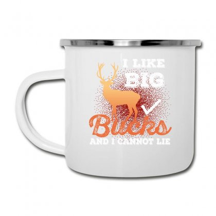 I Like Big Bucks And I Cannot Lie Camper Cup Designed By Wizarts
