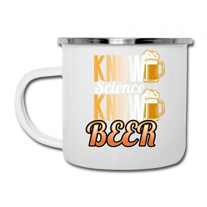Know Science Know Beer Camper Cup Designed By Wizarts