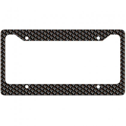 The Beerfather License Plate Frame Designed By Wizarts