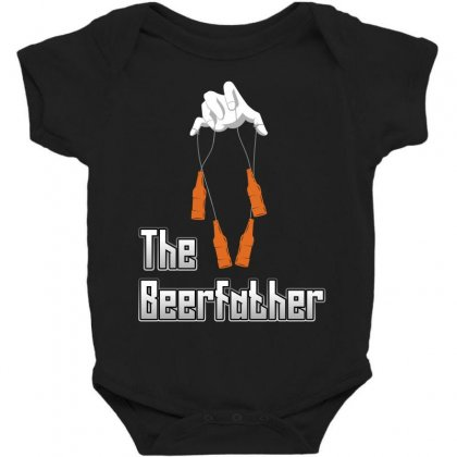 The Beerfather Baby Bodysuit Designed By Wizarts