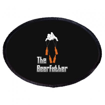 The Beerfather Oval Patch Designed By Wizarts