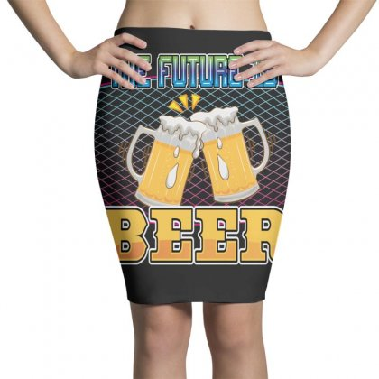 The Future Is Beer Pencil Skirts Designed By Wizarts