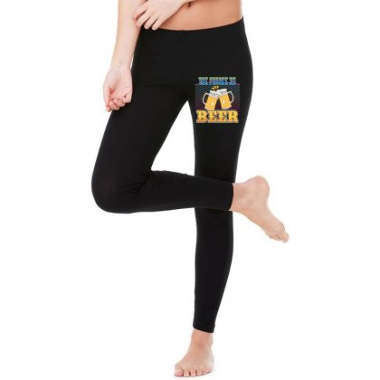 The Future Is Beer Legging Designed By Wizarts