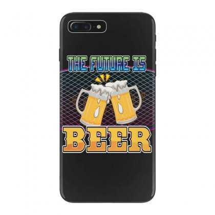 The Future Is Beer Iphone 7 Plus Case Designed By Wizarts